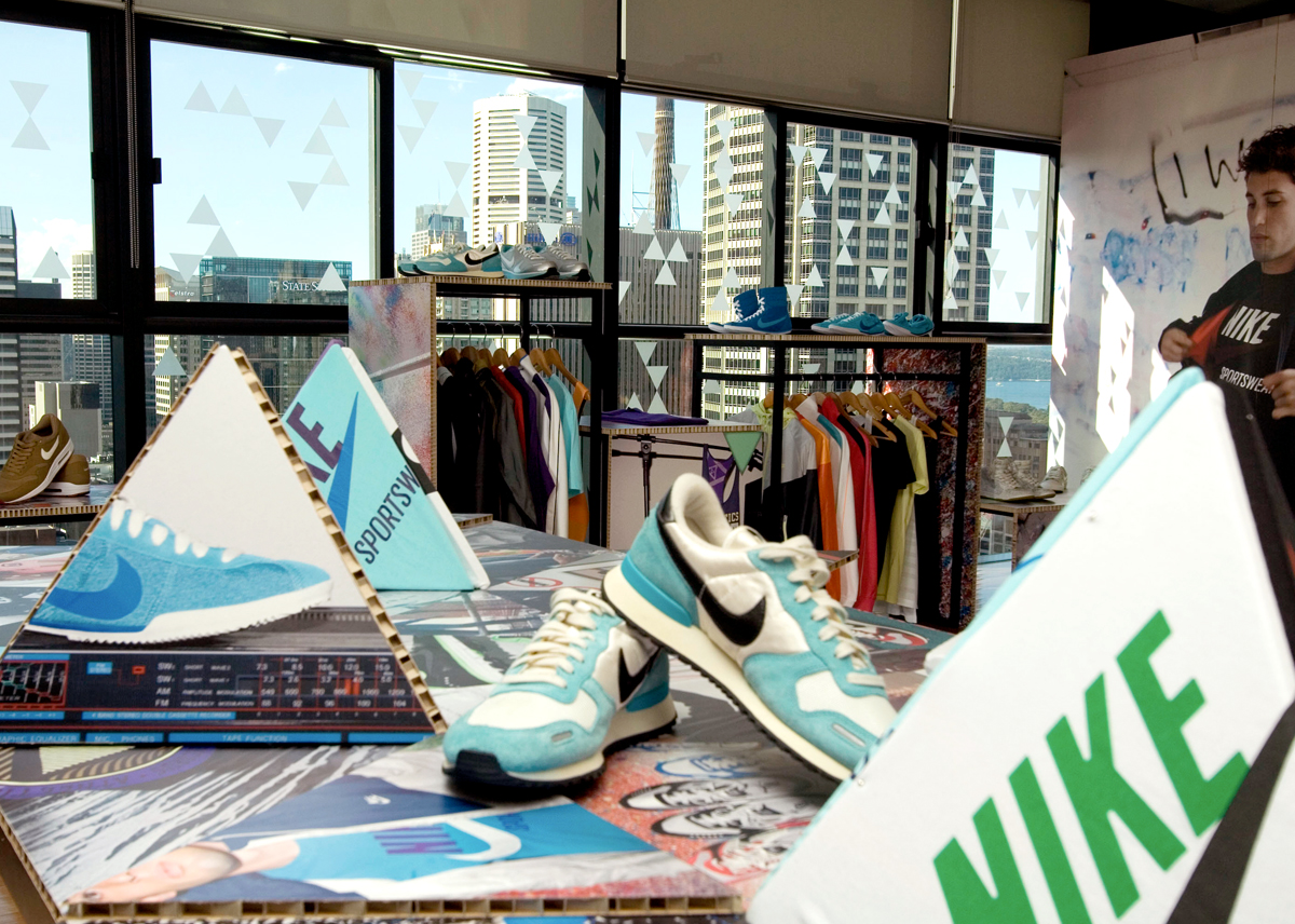 Nike SS11